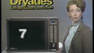 WVUE New Orleans 1982 Ads/Million Dollar Movie Bumpers
