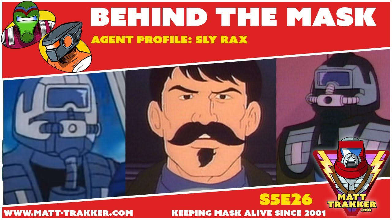 Agent Profile: Sly Rax - S5E26