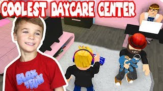 BEST DAYCARE CENTER IN ROBLOX BLOXBURG / HAVING SO MUCH FUN YOU CAN'T EVEN IMAGINE