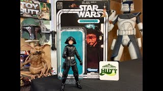 Star Wars The Black Series 40th Anniversary Death Squad Commander 6 Inch Action Figure Review
