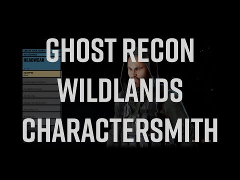 how to change character in ghost recon wildlands
