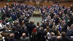 Brexit: Sondersitzung Unterhaus mit Debatte & Abstimmung über EU-Austrittsabkommen