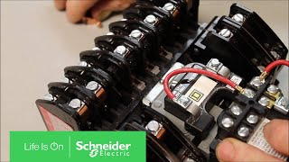 configuring class 8903 l/lx lighting contactors normally open/closed |  schneider electric support - youtube  youtube