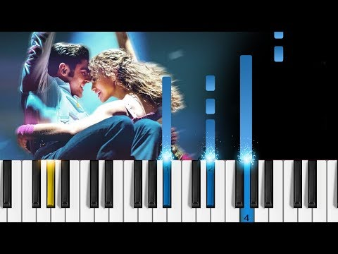 The Greatest Showman  Rewrite the Stars  EASY Piano Tutorial
