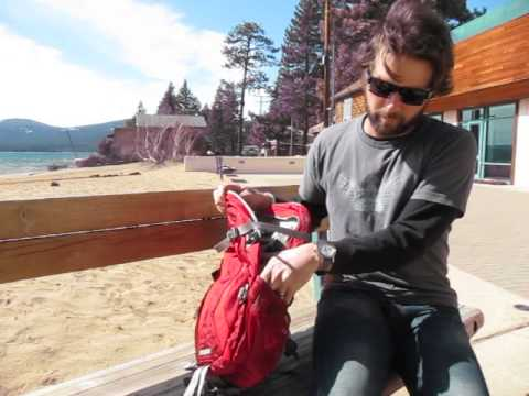 Deuter Speed Lite 20 Backpack Adventure Racing Running