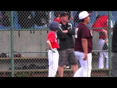 Juneau Majors Allstar Finn Kesey go ahead single in epic 6th inning comeback vs Ketchikan