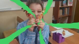 Урок технологии в начальной школе/3 Е класс