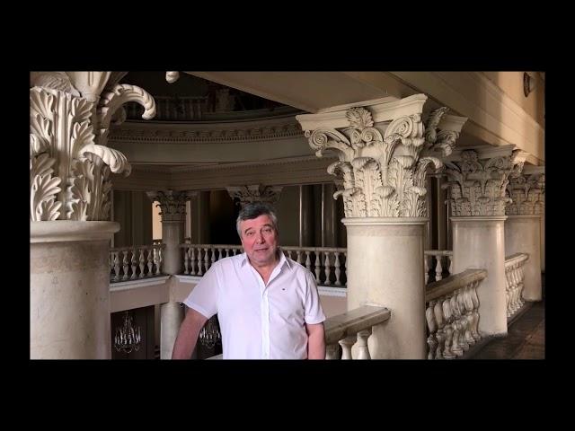 5th International Solomiya Krushelnytska Opera Singers Competition/Oleksandr Diachenko invites