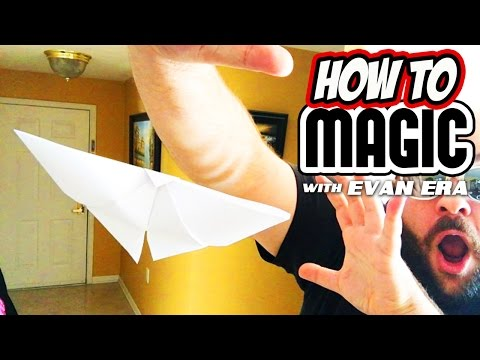 Thumbnail: 7 Magic Tricks with Paper