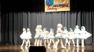 Танец 'Зимушка '
