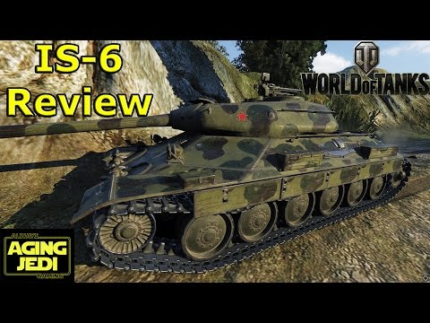 World of Tanks - IS-6 Premium Heavy Tank Guide & Review