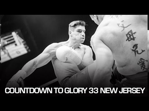 Countdown to GLORY 33 New Jersey