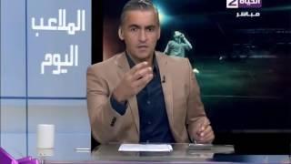 بالفيديو.. زاهر: 'تمنيت واحد كروى يحاور رئيس الأهلى'