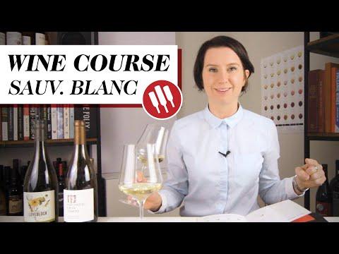 Wine Course - Sauvignon Blanc