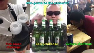 fish sauce challenge vs beer challenge and culture challenge