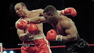 Mike Tyson Beats Bonecrusher Smith - With Prefight Press Conference!