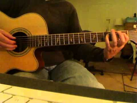 Lesley Diane Guitar - Airplane by Widespread Panic - Arpeggio Bits - Caroline L