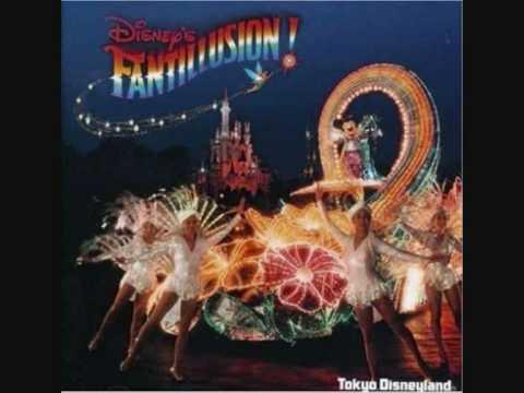 Disney's Fantillusion! Soundtrack Part 2 - The Evil Villains