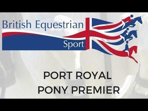 Port Royal Pony Premier | July 2017 | Pony Foxhunter Second Round