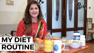 My Daily Diet And Fitness Routine | Diet Meals | Lose Weight | Lifestyle With Sahiba