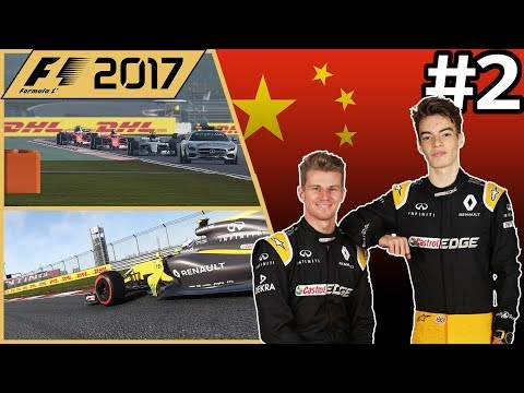 PERFECT TIMING OF SAFETY CAR! | F1 2017 Career Mode | CHINA
