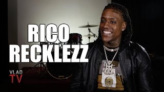 Rico Recklezz: Waka Flocka is My Biggest Inspiration, I Got Dreads Because of Him (Part 1)