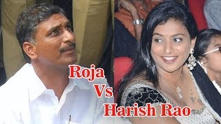 Hot Debate | YSRCP Roja Vs TRS Harish Rao about Who Is KINGMAKER | TV5 News