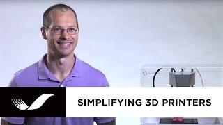 New Matter Mod-t 3D Printer | Simplexity Client Testimonial