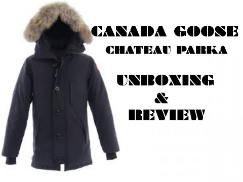 Canada Goose coats sale authentic - Canada Goose Langford Parka Indepth Review / Unboxing - YouTube