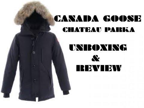 Canada Goose vest sale shop - Canada Goose Chateau Parka - Indepth Review - YouTube