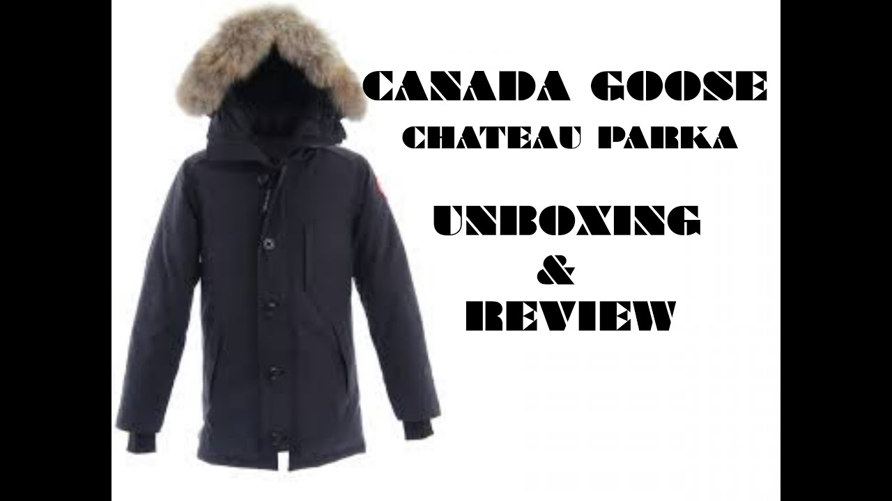 Canada Goose toronto replica cheap - UNBOXING & REVIEW | Canada Goose Chateau Parka Jacket | DANNY YU ...