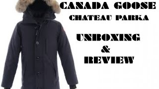 UNBOXING & REVIEW | Canada Goose Chateau Parka Jacket | DANNY YU