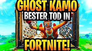 👉 GHOST KAMOLRF BESTER TOD IN GANZ FORTNITE 👈 | PETRIT PERMA BAN 😱 | FORTNITE DEUTSCHE HIGHLIGHTS