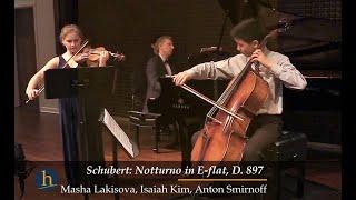 Heifetz On Tour: Schubert