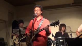 """京都のライブハウス""""わからん屋""""でのギター教室発表会にて、ELO(Electr..."""
