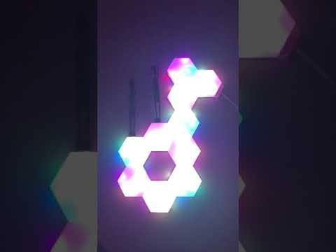 PhotonLab Element Light - Music Reactive Demo
