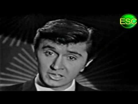 ESC 1965 13 - Italy - Bobby Solo - Se Piangi, Se Ridi