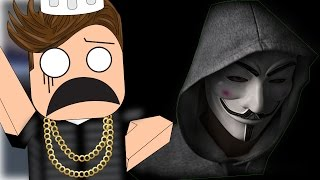 A HACKER JOINED OUR LOBBY?! (Roblox Assassin)