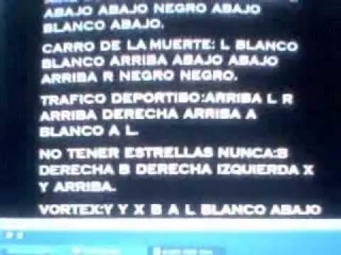 CLAVES DE SAN ANDREAS PARA XBOX 33 YouTube