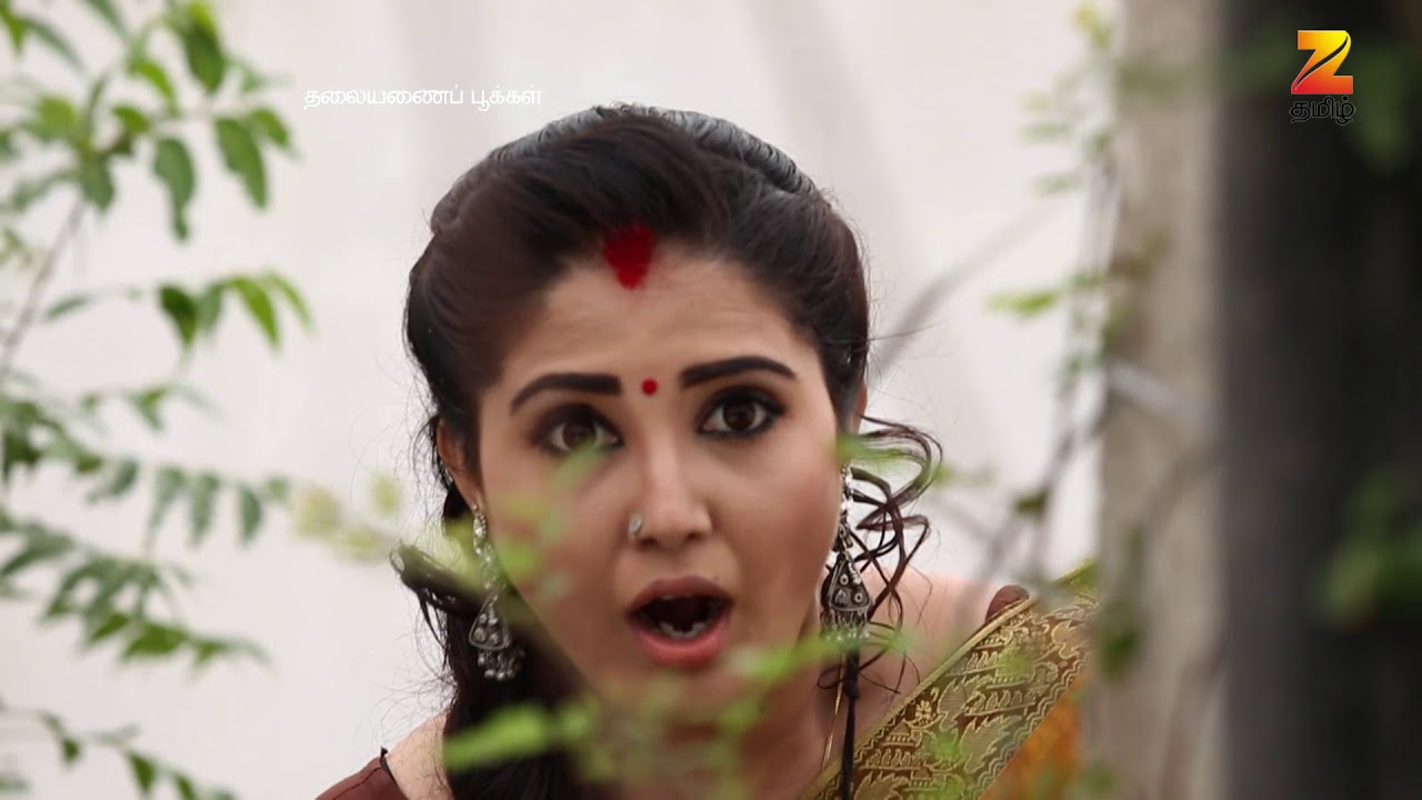 Thalayanai Pookal - Indian Tamil Story - Episode 350 - Zee Tamil TV Serial  - Best Scene