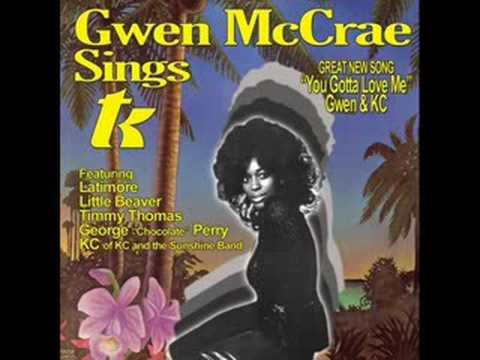 Gwen McCrae - Lets Straighten It Out Performed With Latimore