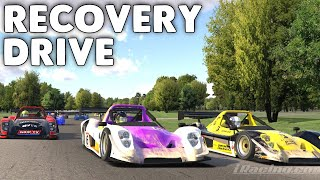 Recovery Drive - Radical SR8 at Summit Point