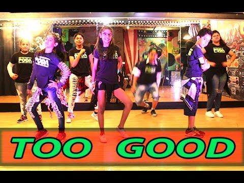 TOO GOOD | RIHANA | DARKE Dance Choreography @PODA (PACIFIC OCEAN DANCE ACADEMY)