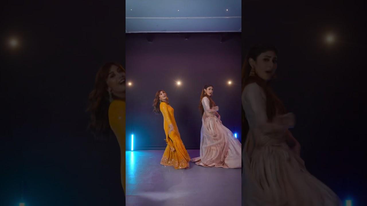 Somya Daundkar dances with Mouni Roy on her latest song Jodaa sung by Afsana Khan ft Aly Goni
