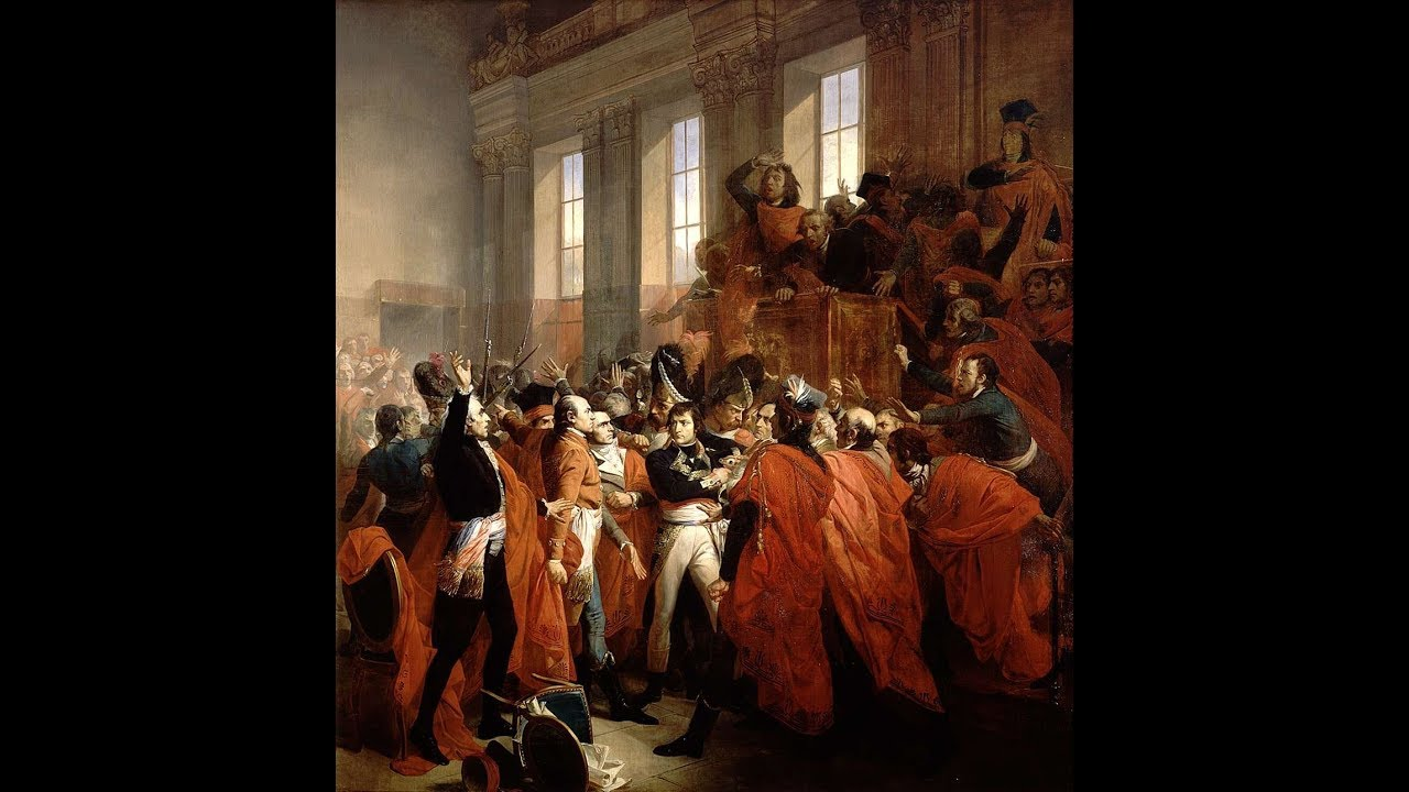 french revoution napoleon Free essay: napoleon bonaparte was a french military leader and eventual political leader in france who was able to seize power during the end of the french.
