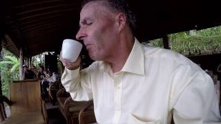 Coffee Tea taste test - Bali Indonesia