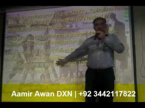 DXN Spirulina Training Program in Pakistan Urdu/Hindi Part3