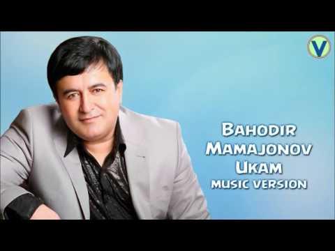 Bahodir Mamajonov   Ukam ¦ Баходир Мамажонов   Укам music version 2017