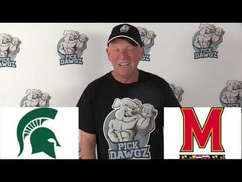 Michigan State vs Maryland 2/29/20 Free College Basketball Pick and Prediction CBB Betting Tips