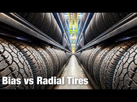 Bias vs Radial Tires